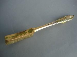 brosse à dents au XVIIIe siècle